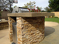 BBQ\'s Fireplaces & Rings